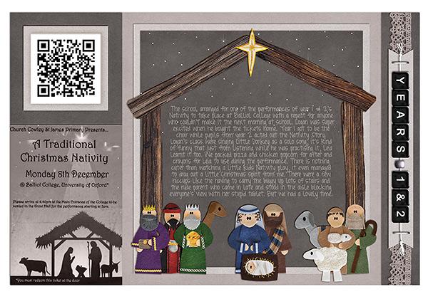 Logan's Nativity